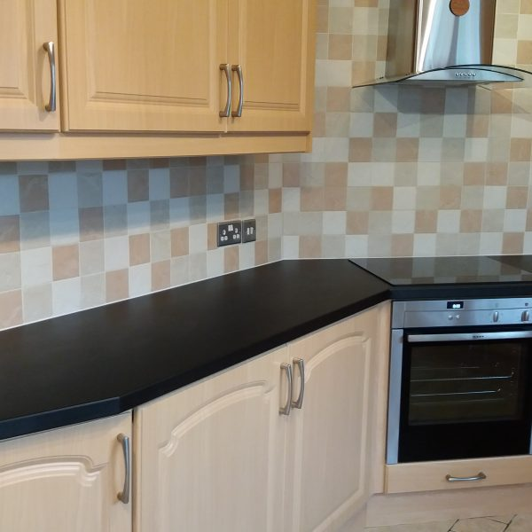 Worktop Changeover